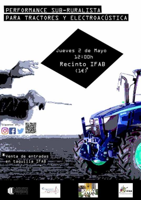 Concierto Tractores