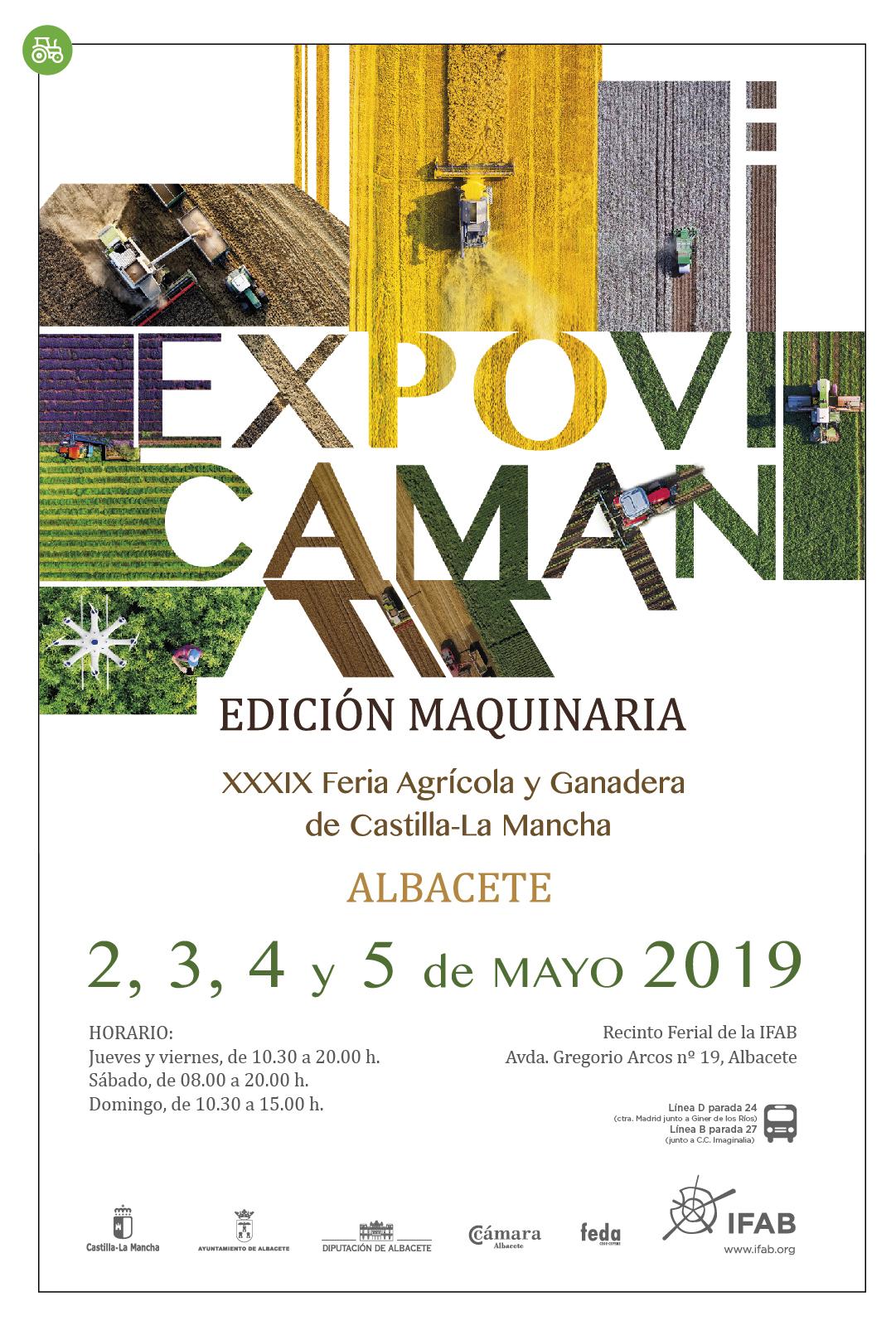 Expovicaman Maquinaria